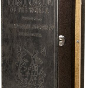 Barska-Antique-Book-Lock-Box-with-Key-Lock-0